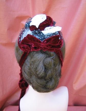 1870's- Hats & Bonnets